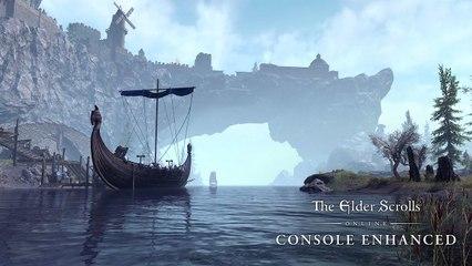 The Elder Scrolls Online | Console Enhanced Launch Trailer (E3 2021)