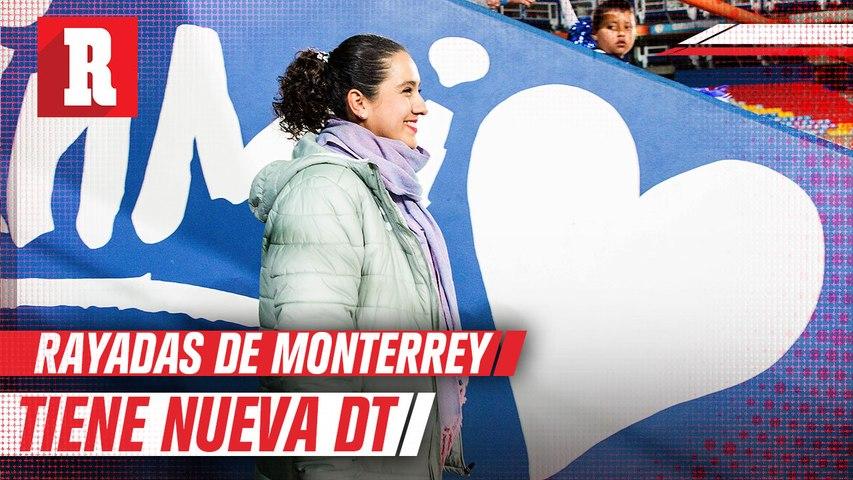 Eva Espejo oficialmente es la nueva directora técnica de las Rayadas