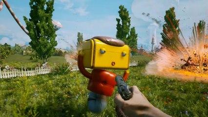 Atomic Heart | Official E3 2021 Trailer