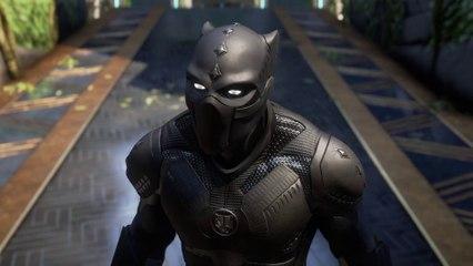 Marvel's Avengers Expansión Black Panther -  War for Wakanda - trailer cinemático (E3 2021)