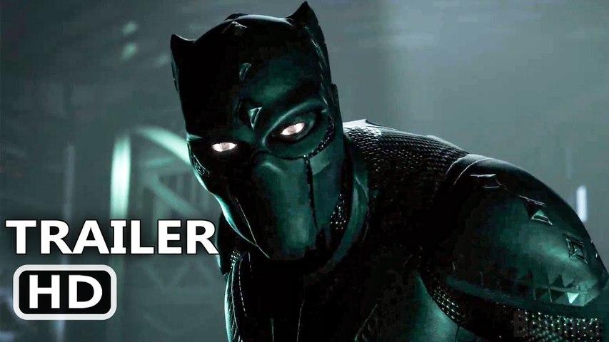 BLACK PANTHER: War for Wakanda Trailer