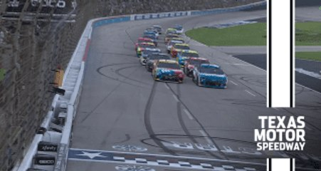 NASCAR's All-Star Race underway at Texas with $1 million on the line