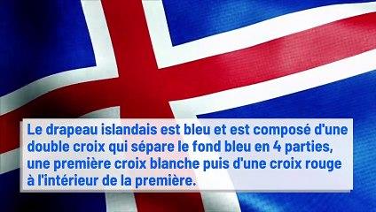 Les origines du drapeau islandais