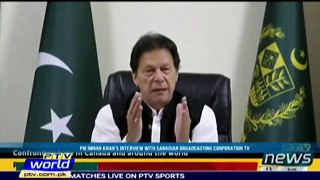 Prime Minister Imran khan Interview with CBC - Republic News TV