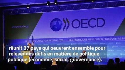 Quels sont les pays membres de l'OCDE ?