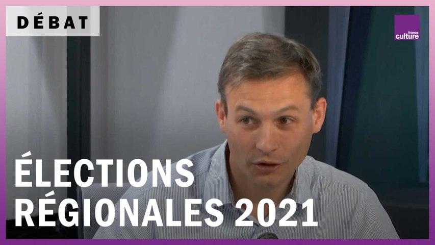 Spéciale élections régionales 2021 avec France Bleu