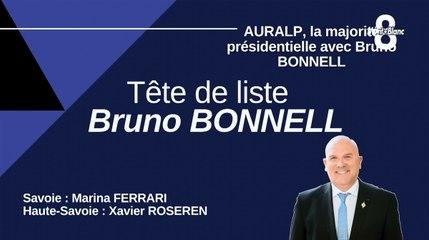 AURALP, la majorité présidentielle avec Bruno Bonnell