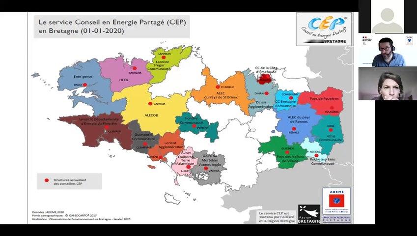 Parcours élu·e·s sur la transition écologique : Transition énergétique Renaud Michel