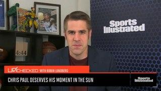 Chris Paul Deserves His Moment In the Sun