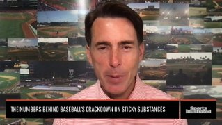 Verducci: The Numbers Behind Baseball's Crackdown on Sticky Substances Used by Pitchers