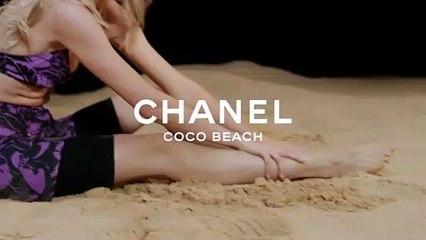 CHANEL COCO BEACH 2021 collection campaign