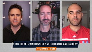 The Crossover: Can the Nets Win this Series without James Harden and Kyrie Irving?