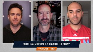 The Crossover: What Has Been Most Surprising About the Suns in this Playoff Run?