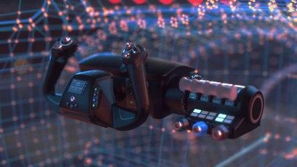 VelocityOne Flight Universal Control System E3 2021 Announce Trailer (Xbox Series X|S, Xbox One, Windows 10)