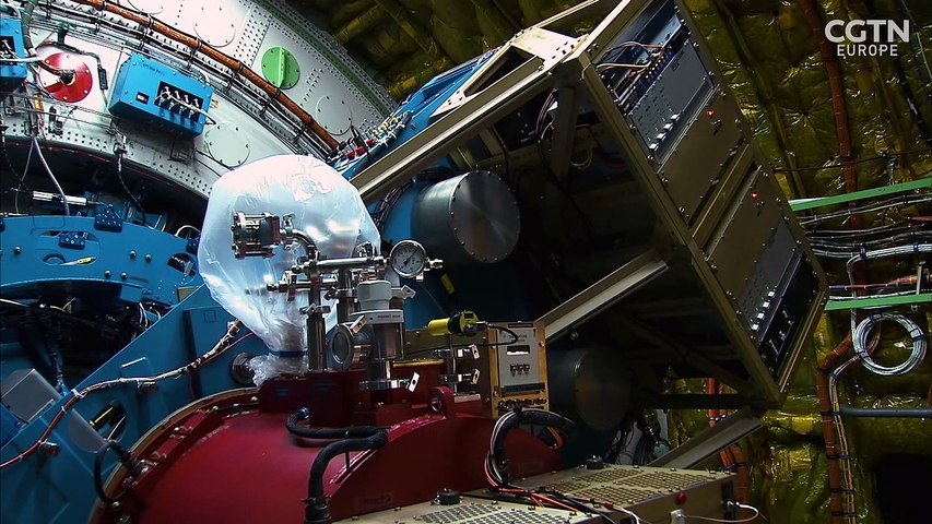 The flying telescope that's shedding new light on the origins of life on earth