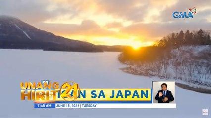 Unang Hirit: UH Touristar: Igan sa Japan!