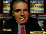 Ralph Nader Discusses His Candidacy