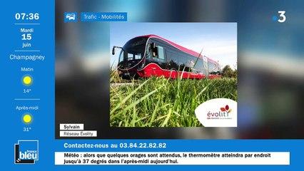 15/06/2021 - La matinale de France Bleu Belfort Montbéliard