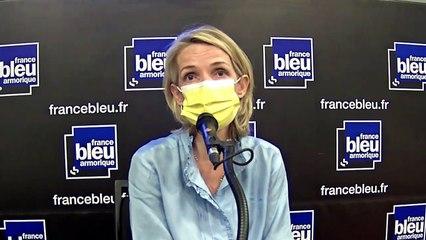 Sandrine, CAROFF-URFER candidate pour les élections départementales en Ille-et-Vilaine