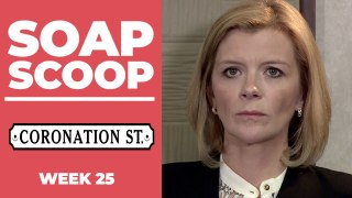 Coronation Street Soap Scoop! Leanne faces Harvey in court