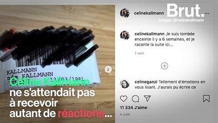 Céline Kallmann a vécu une fausse couche, elle raconte