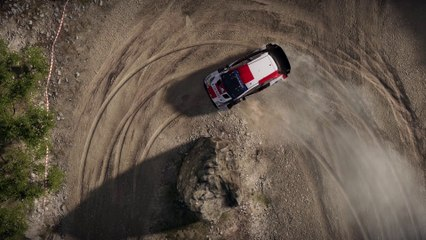 WRC 10 | Acropolis Rally Greece Gameplay Trailer | 4K 60FPS (E3 2021)
