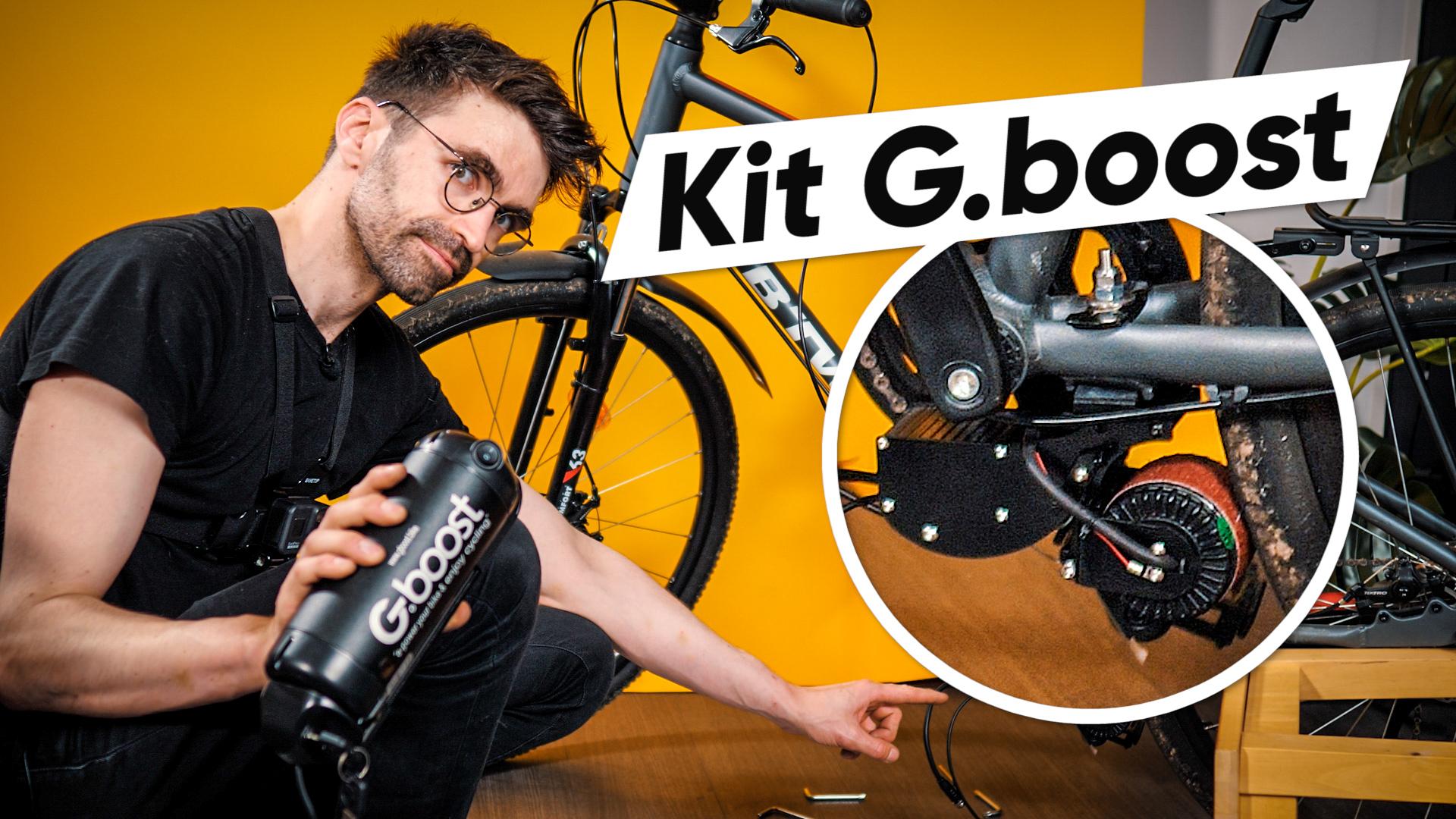 On transforme un vieux vélo Décathlon en vélo électrique !