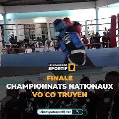 Finale des championnats Nationaux de Voco Truyen