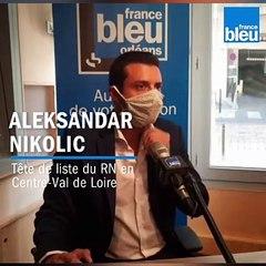 """Régionales en Centre-Val de Loire : """"on est en capacité de gouverner"""", dit Aleksandar Nikolic (RN)"""