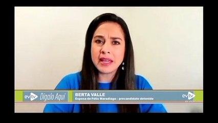Berta Valle: En Nicaragua no hay leyes | Dígalo Aquí | EVTV | 06/14/2021
