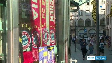 Euro: A quelques heures de la rencontre France - Allemagne, et face aux Bleus donnés favoris, les supporters allemands ne cachent pas leur inquiétude