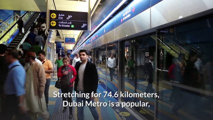 Stunning Facts About Dubai!