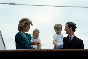 ¿Quién se parece más a Lady Di? ¿Harry o William?