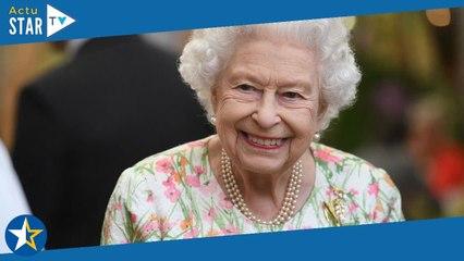 Elizabeth II - la reine a-t-elle fait passer un message discret à Meghan et Harry en plein G7