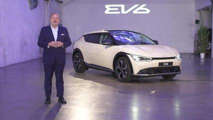 El Nuevo Kia EV6 - Entrevista a Eduardo Dívar