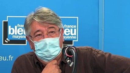 Alain Guinoiseau, le candidat de Debout la France en Mayenne pour les élections régionales