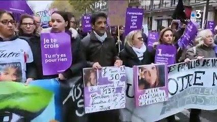 """Féminicides - L'affaire Julie Douib  """"emblème"""" du combat des femmes - Sujet de France 3 - VIDEO"""