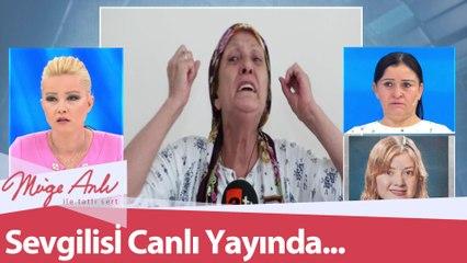 Fatma Çelik'in sevgilisi canlı yayında neler söyledi? -  Müge Anlı ile Tatlı Sert 16 Haziran 2021