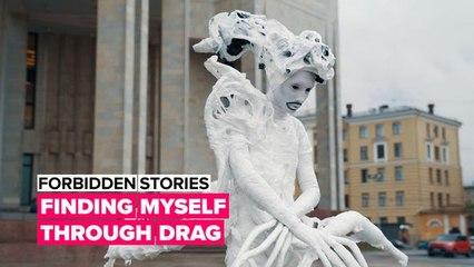 Forbidden stories: Turning childhood trauma into art