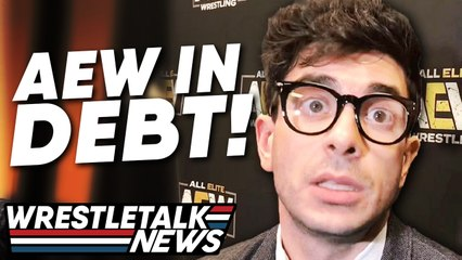 AEW 'In The Red'! MAJOR WWE Plans! NXT Review! | WrestleTalk