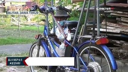 Sulap Sepeda Elektrik Rusak Menjadi Sepeda Bertenaga Sinar Matahari