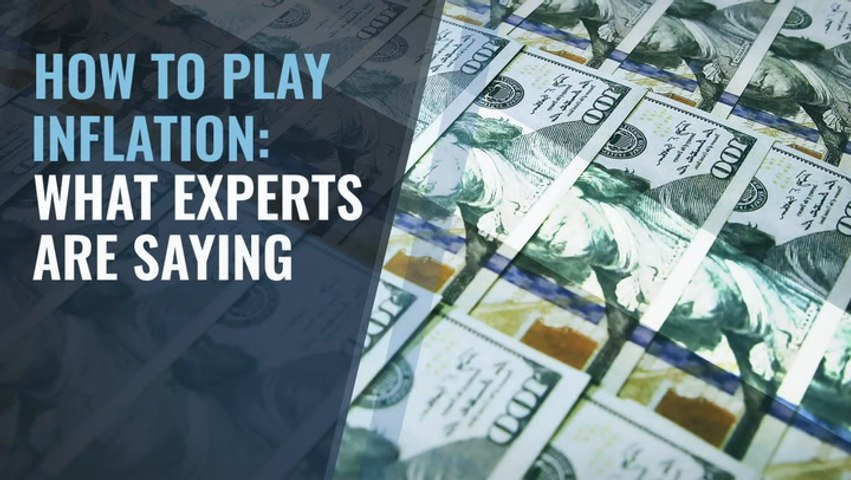 Watch: Here's What Jim Cramer and the Pros Are Saying About Inflation
