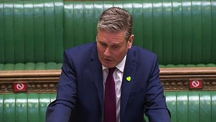 Starmer: Cummings was 'absolutely right' about PM