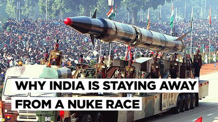 Pakistan & China Have Expanded Their Nuclear Warheads But India Is Not Worried