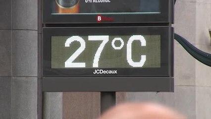 Los termómetros se desploman más de diez grados y lloverá con mucha fuerza