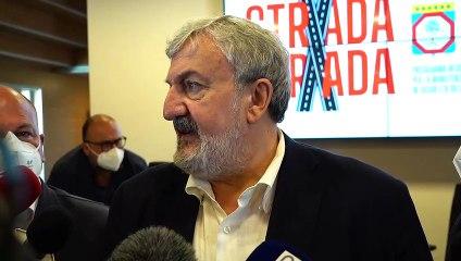 """""""Strada x strada"""", dichiarazioni del Presidente della Regione Puglia Michele Emiliano"""