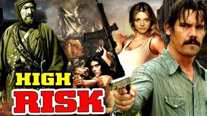 High Risk (Alto Riesgo) 1981 Con Antony Quinn Spanish Sub