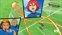Video Inazuma Eleven # 95 - Een wanhopige situatie wordt Inazuma Japan verslagen! HD NL