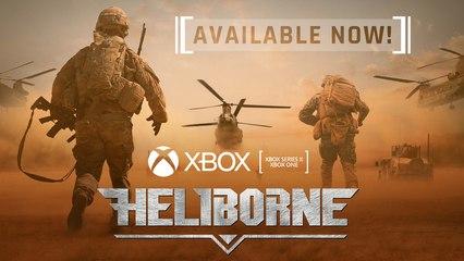 Heliborne | Xbox Series X|S + Xbox One Launch Trailer
