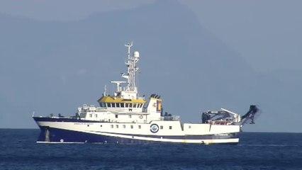 Piden otra prórroga del Ángeles Alvariño en la búsqueda de Anna y Olivia en Tenerife